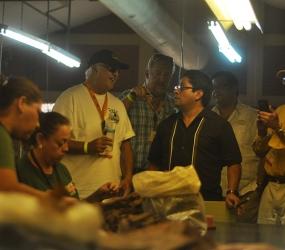 NICARAGUAN CIGAR FESTIVAL VISITING SCANDINAVIAN TOBACCO GROUP