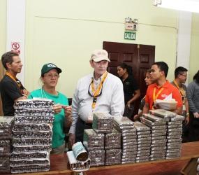 NICARAGUAN CIGAR FESTIVAL VISITING TAVICUSA FACTORY
