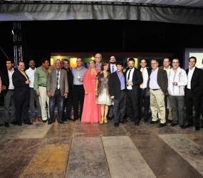 NICARAGUAN CIGAR FESTIVAL'S GALA NIGHT